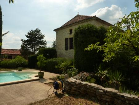 South of Lot, charming property of 250m² on 58000m²